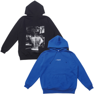 unfame<br>HOODED SWEAT SHIRT<br>