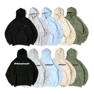 DREAM TEAM <br>HOODED PULLOVER<br>