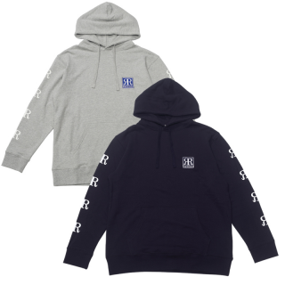 AZZURRO DESIGN<br>HOODED SWEAT SHIRT<br>