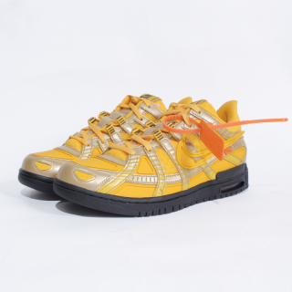 OFF-WHITE×NIKE<br>AIR RUBBER DUNK<br>CU6015 700