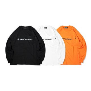 DREAM TEAM<br>LONG SLEEVE POCKET T-SHIRTS<br>
