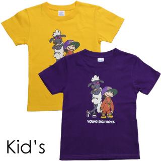 買付アイテム<br>KID'S T-SHIRTS<br>