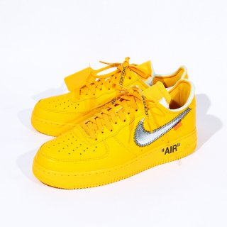 OFF-WHITE×NIKE<br>AIR FORCE 1<br>DD1876-700