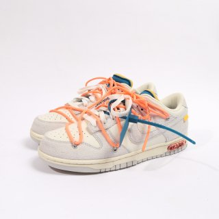 OFF-WHITE×NIKE<br>DUNK LOW 1 OF 50 LOT 19<br>DJ0950 119