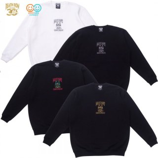 "DEATH ROW RECORDS<br>30th Anniversary Collection<br>""EMBROIDERY CREWNECK"""