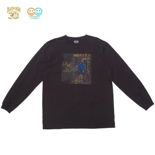"30th Anniversary Collection<br>LONG SLEEVE T-SHIRTS<br>""VINTAGE What's My Name?"""