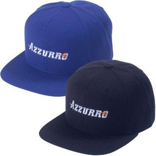 AZZURRO DESIGN<br>SNAPBACK CAP<br>