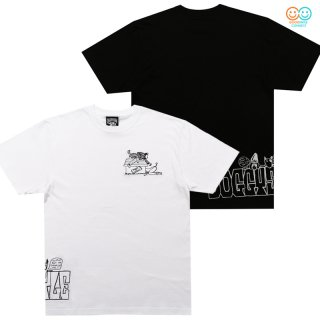 """DEATH ROW RECORDS<br>T-SHIRTS<br>""""EMBROIDERY DOGGY STYLE 1"""""""