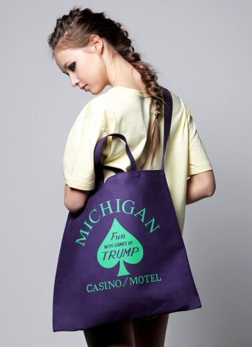 MICHIGAN CASINO MOTEL TOTEBAG