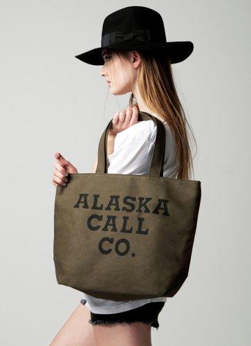 ALASKA CALL CO.  TOTEBAG