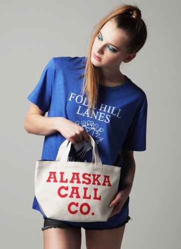 ALASKA CALL CO.  TOTEBAG