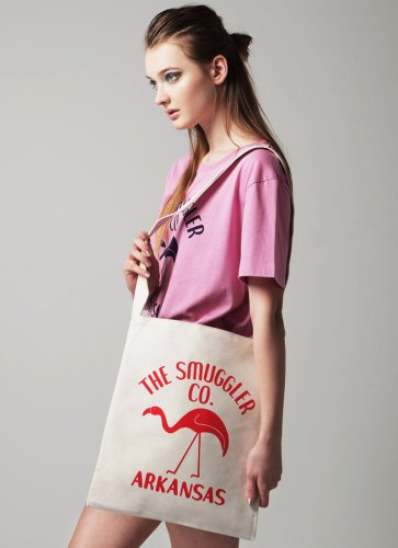 THE SMUGGLER CO.  TOTEBAG
