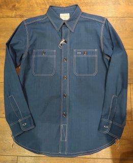 BONCOURA(ボンクラ)ワークシャツ:ベタシャン