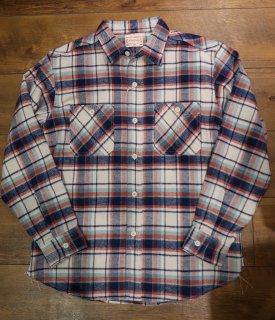 BONCOURA(ボンクラ)ネルワークシャツ ヘビーネルチェック