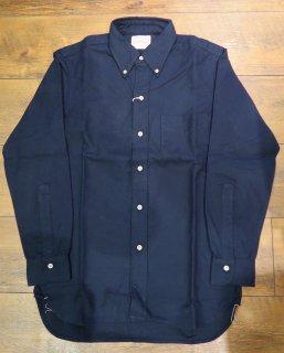 BONCOURA(ボンクラ) フラノボタンダウンシャツ