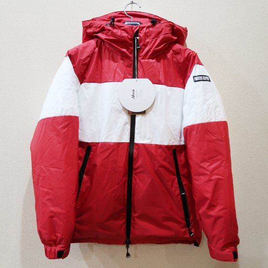 <img class='new_mark_img1' src='https://img.shop-pro.jp/img/new/icons16.gif' style='border:none;display:inline;margin:0px;padding:0px;width:auto;' />35%OFF!FK-AURORA JKT/NANGA 赤  FINDERS KEEPERS