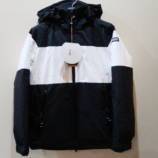 <img class='new_mark_img1' src='https://img.shop-pro.jp/img/new/icons16.gif' style='border:none;display:inline;margin:0px;padding:0px;width:auto;' />35%OFF!FK-AURORA JKT/NANGA 黒  FINDERS KEEPERS