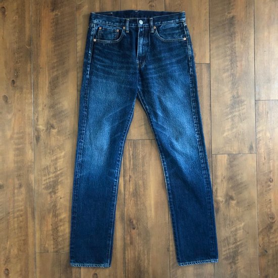 <img class='new_mark_img1' src='https://img.shop-pro.jp/img/new/icons1.gif' style='border:none;display:inline;margin:0px;padding:0px;width:auto;' />HANDROOM 1year used 5pockets jeans slim fit