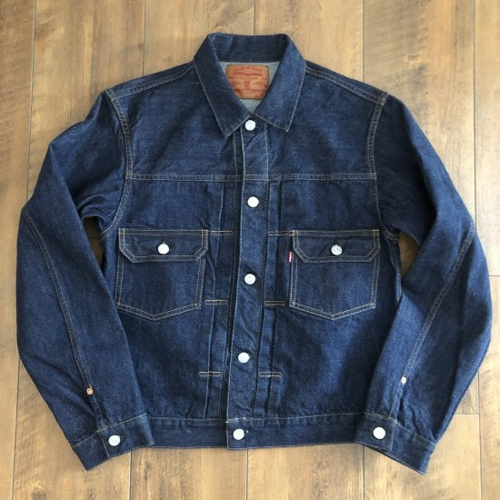 <img class='new_mark_img1' src='https://img.shop-pro.jp/img/new/icons1.gif' style='border:none;display:inline;margin:0px;padding:0px;width:auto;' />JELADO 55Denim Jacket 406XX