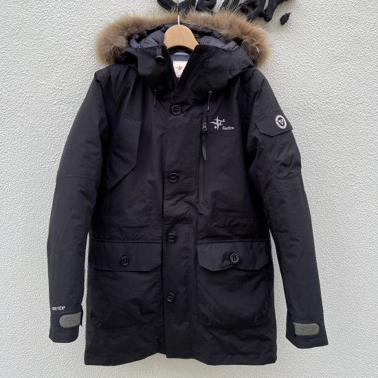 Foxfire×HOSU GORE-TEX 3WAY ICE DRIFT DOWN JACKET
