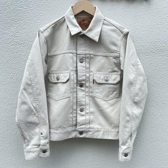 JELADO 55 Pique Jacket(55ピケジャケット)バニラ