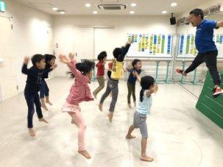【土曜】 園児のための体操&体育教室 土曜AMほか ※チケット制