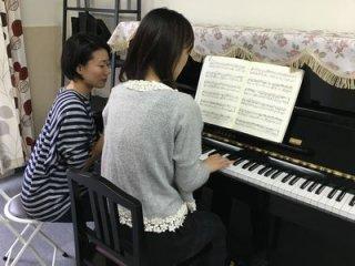 ピアノ教室/ボイトレ教室 ママための個人レッスン ※チケット制(オンライン可)
