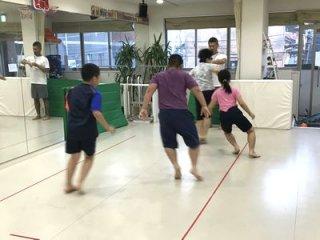 【平日】 小学生のための 体操&体育教室 火曜金曜 ※チケット制
