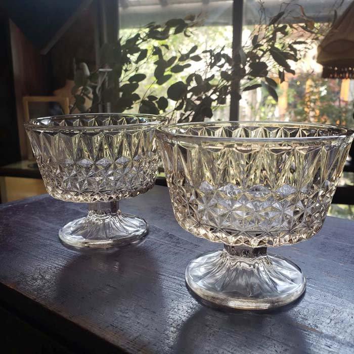 レトロガラス・レトロ器・カッティングガラス サブイメージ