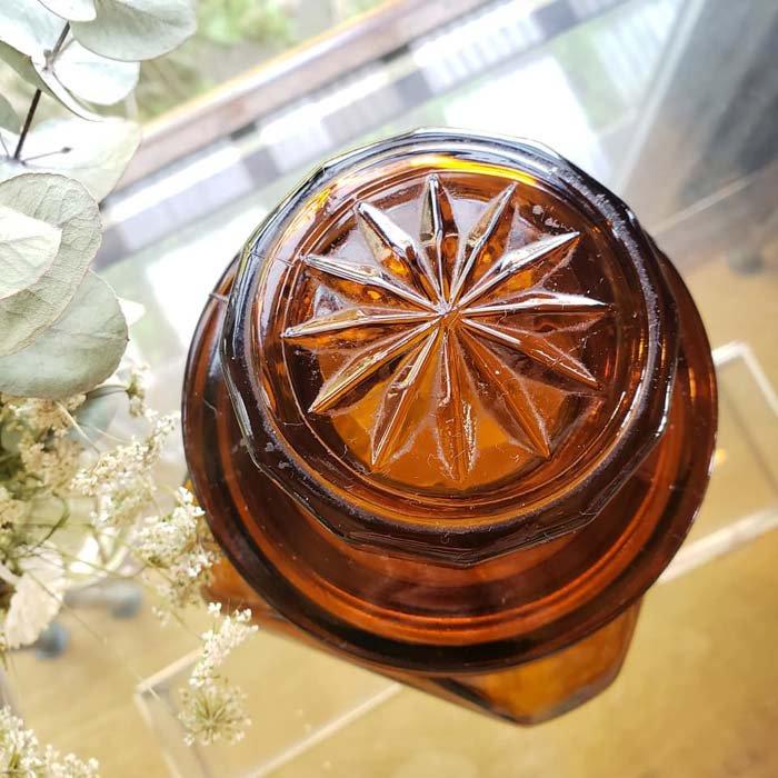 ブロカント・ガラス・ガラスジャー・ガラスポット・ベルギー サブイメージ