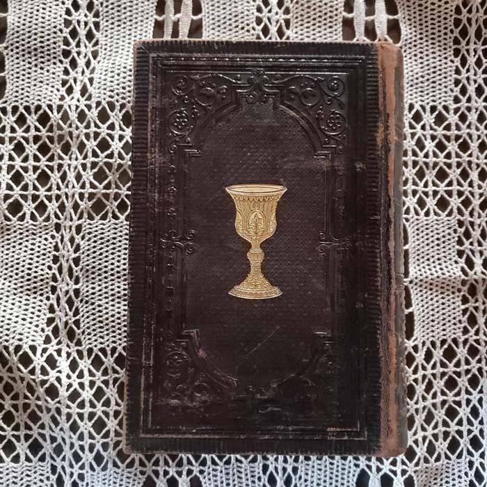 聖書・ドイツ・蚤の市・アンティーク・1896年 サブイメージ