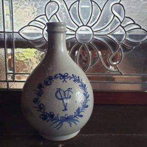 レトロ陶器・ヴィンテージ花瓶