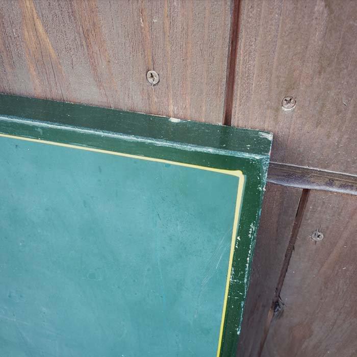 レトロ黒板 サブイメージ