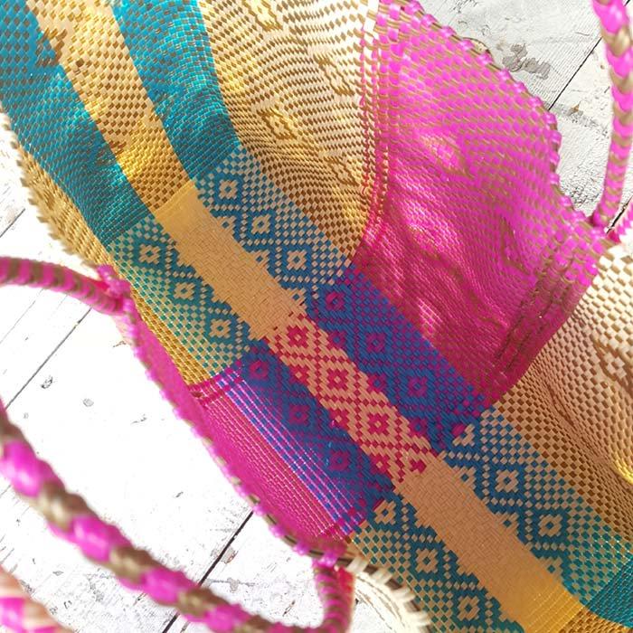 メキシコ・メルカドバッグ(K) サブイメージ
