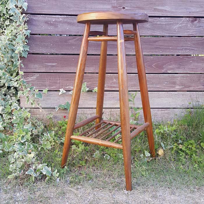 ハイスツール・丸椅子・スツール・レトロデザイン椅子 メインイメージ