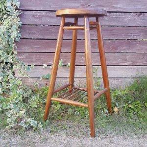 ハイスツール・丸椅子・スツール・レトロデザイン椅子