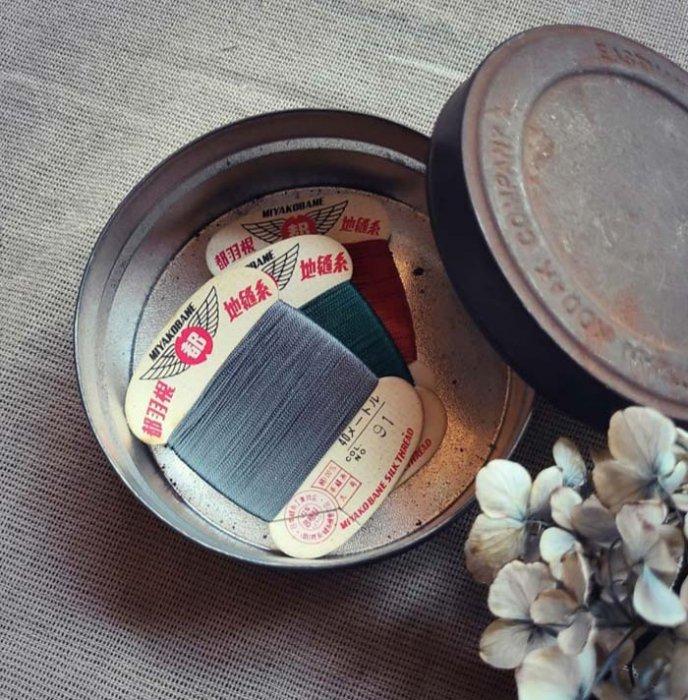 オランダ・レトロ缶・丸缶・ブロカント サブイメージ