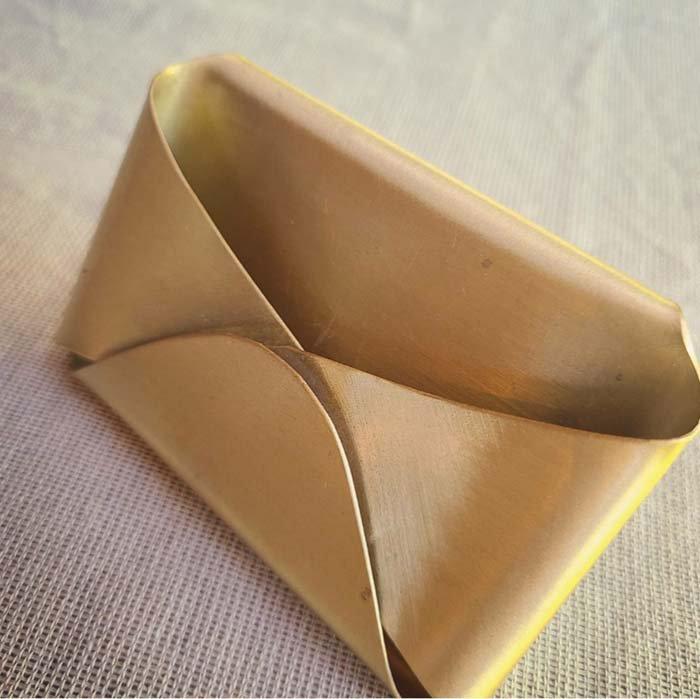 真鍮・ブラス・名刺スタンド・カードスタンド サブイメージ