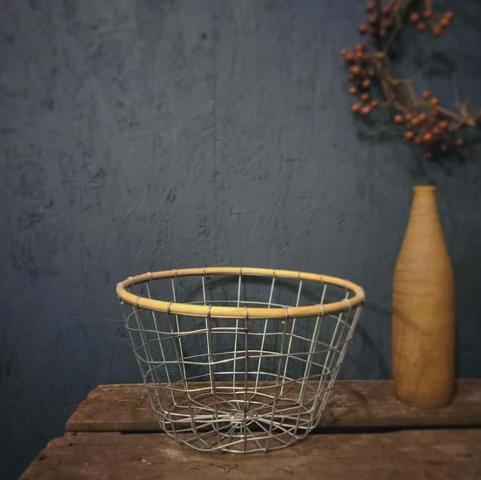 ワイヤーバスケット・カゴ メインイメージ