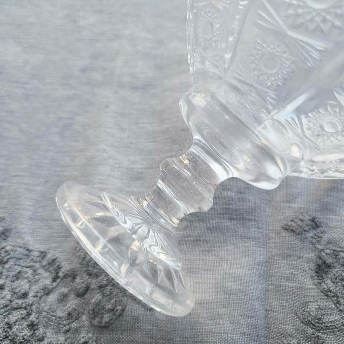 レース模様ガラス・デザートカップ サブイメージ