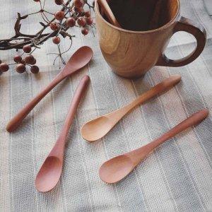 木製スプーン・コーヒースプーン・カフェスプーン