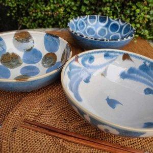 ブルーシリーズ・麺・丼ぶり・鉢