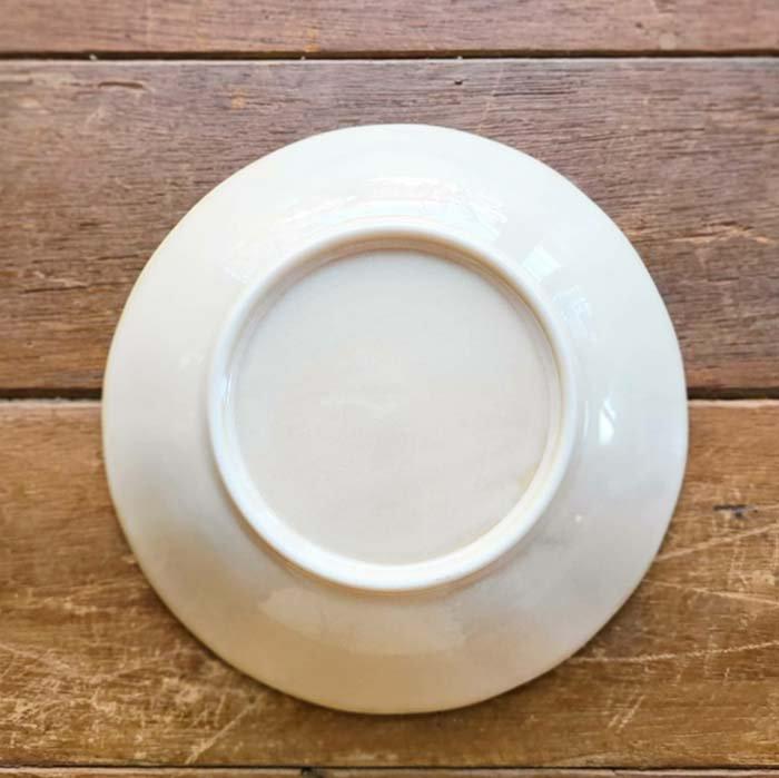 vintageフラワーシリーズ・花皿・アイボリー・盛り皿・深皿・ミニボウル サブイメージ
