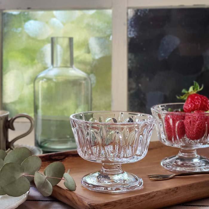 ガラスカップ・ミニカップ・デザートグラス メインイメージ