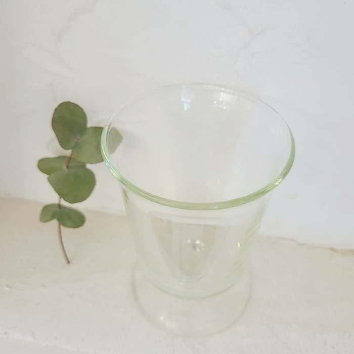 パフェグラス・デザートグラス・リサイクルグラス・リューズガラス・サスティナブル・手吹きガラス サブイメージ
