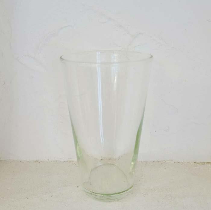 リサイクルグラス(L)・リューズガラス・サスティナブル・手吹きガラス・ハンドメイド サブイメージ