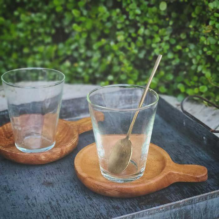 リサイクルグラス(M)・リューズガラス・サスティナブル・手吹きガラス・ハンドメイド サブイメージ