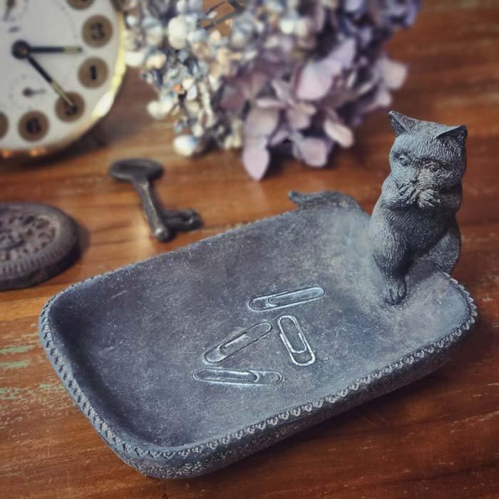 猫トレイ・ディスプレイトレー メインイメージ