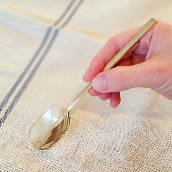 真鍮ブラス・パフェスプーン・デザートスプーン(M) サブイメージ