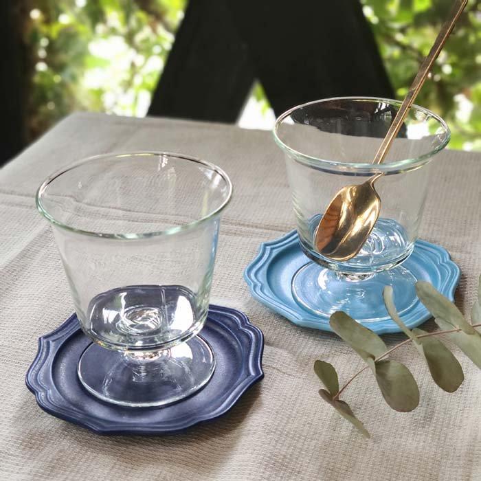 ミニパフェグラス・デザートグラス・リサイクルグラス・手吹きガラス サブイメージ
